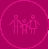 Hoe doorbreek je het verband ouder-kind? Hoe zorg je ervoor dat ouders taalvaardiger worden en dit doorgeven aan hun kinderen, en zij vervolgens weer aan hun kinderen?