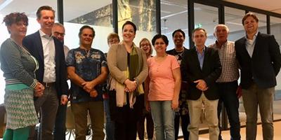 Belastingdienst Rotterdam werkt samen met laaggeletterden aan betere dienstverlening