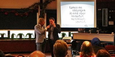 Werkconferentie laaggeletterdheid gemeente Beesel