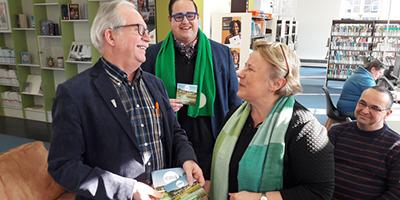 Primeur Bergen op Zoom: verkiezingsprogramma op cd