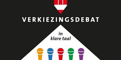 13 maart: Verkiezingsdebat in klare taal (Oss)